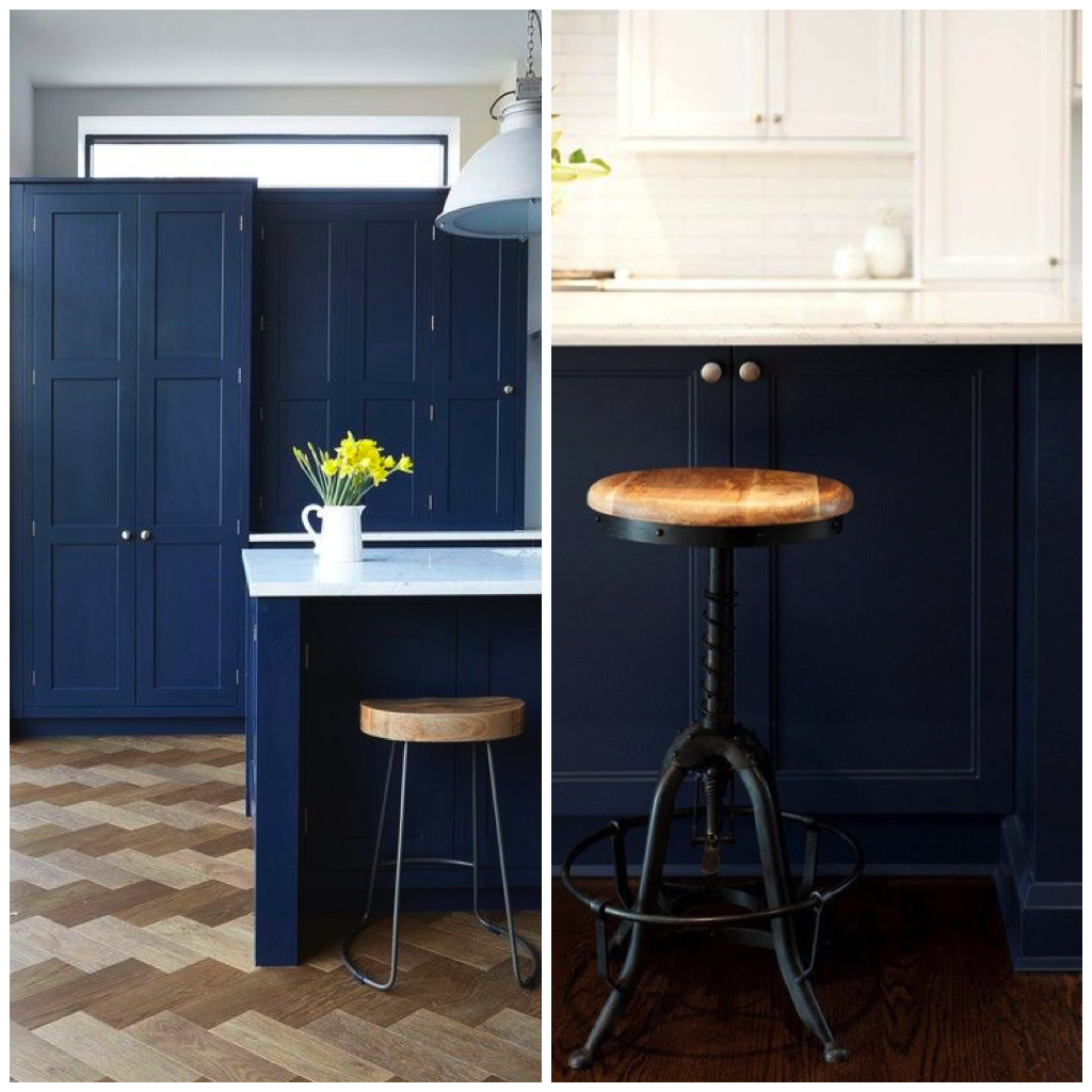 4 Ways to Use Navy Blue in Your Kitchen