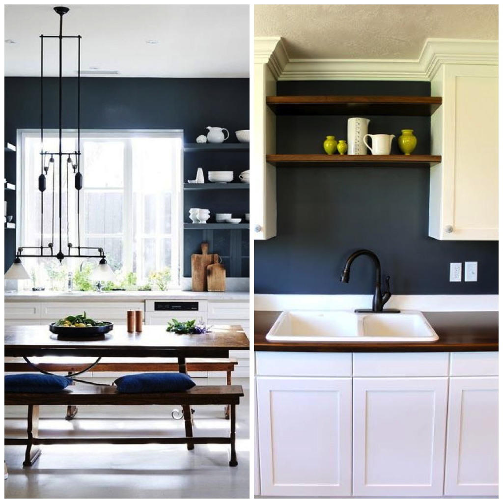 4 Ways To Use Navy Blue In Your Kitchen Chill