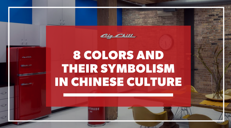 8 Colors And Their Symbolism In Chinese Culture