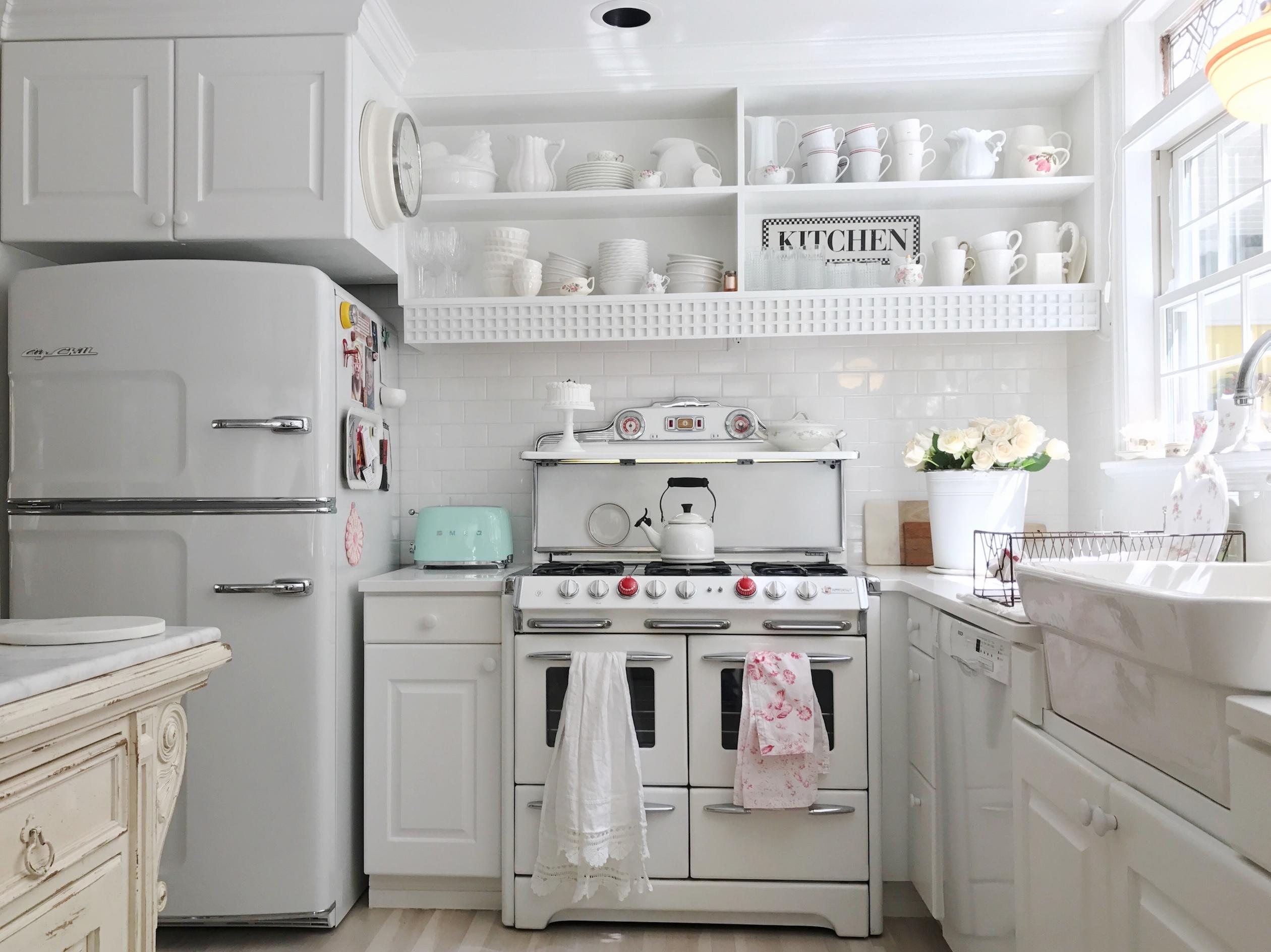 Country Cottage Kitchen - Bountiful, UT