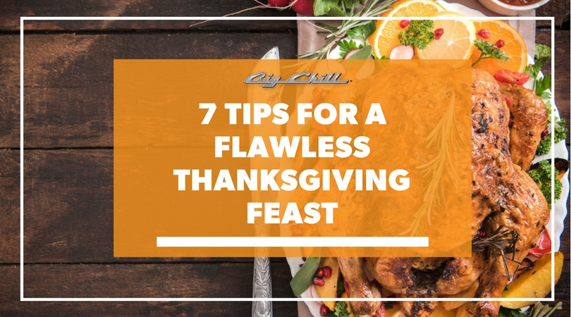 7 Tips for a Flawless Thanksgiving Feast