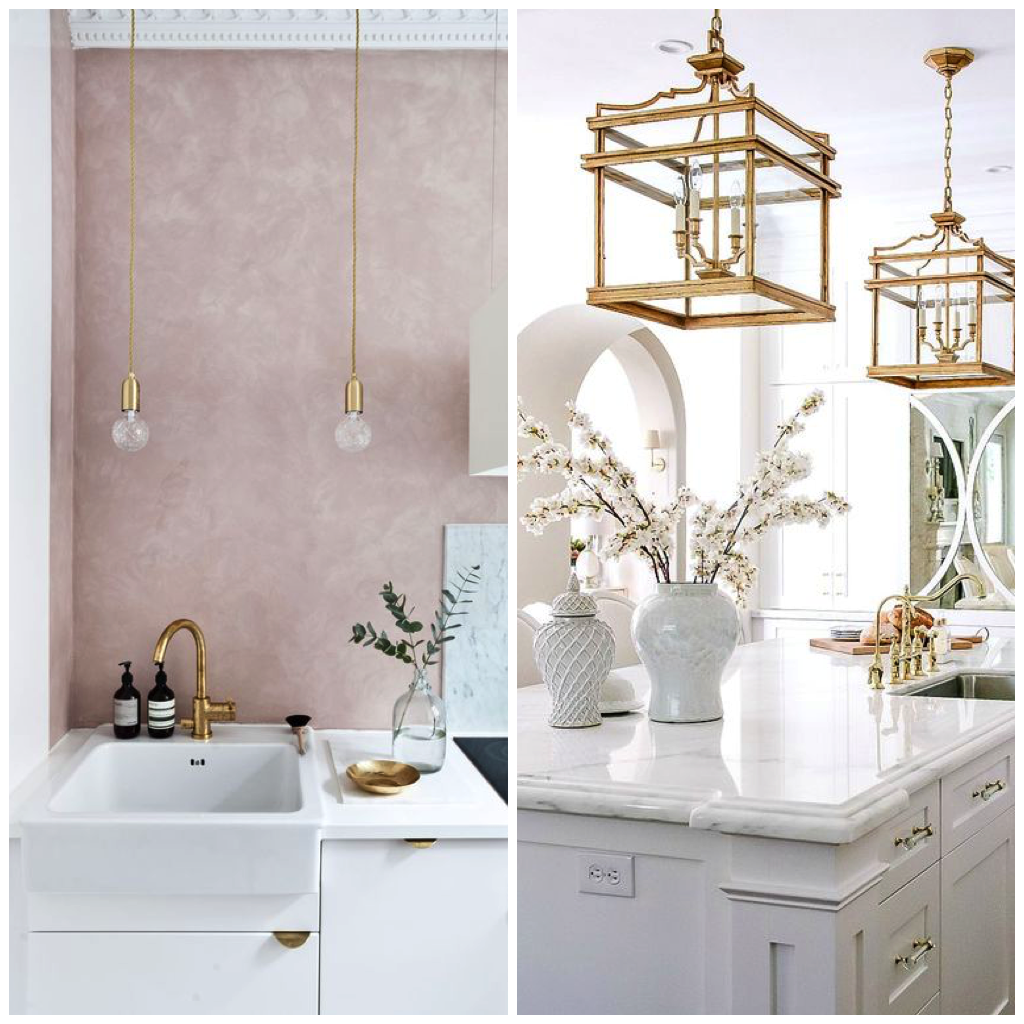 6 Metallics That Look Stunning In Your Kitchen