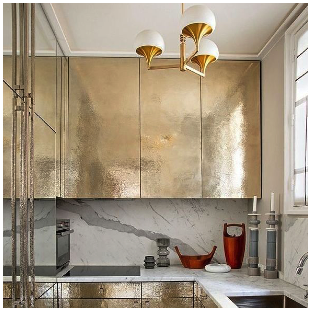 6 Metallics That Look Stunning In Your Kitchen Big Chill