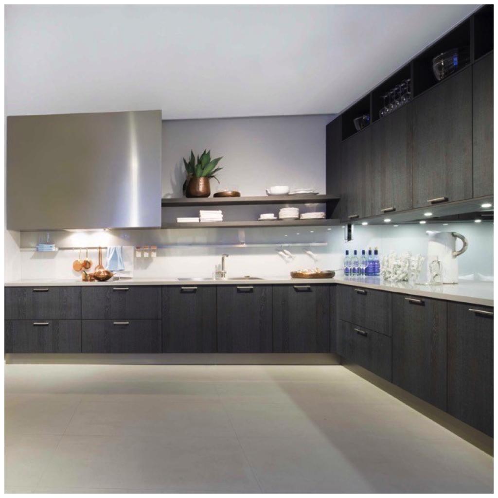Black White Silver Kitchen Ideas: 6 Metallics That Look Stunning In Your Kitchen