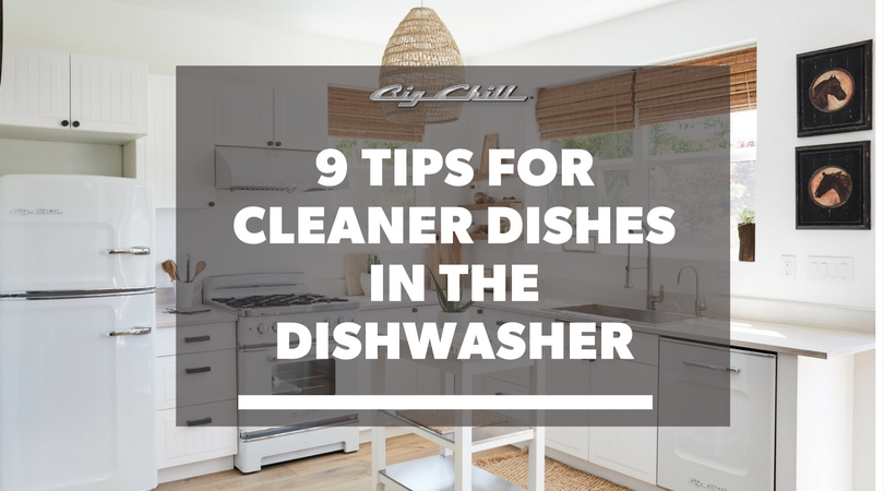 9 Tips for Cleaner Dishes in the Dishwasher