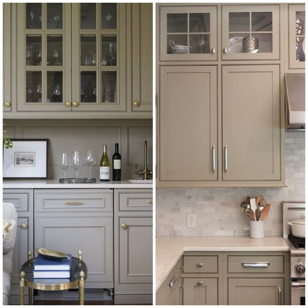 Coloured Kitchen Cabinets: 6 Shades Of Gray For A Kitchen That Is Anything But Boring