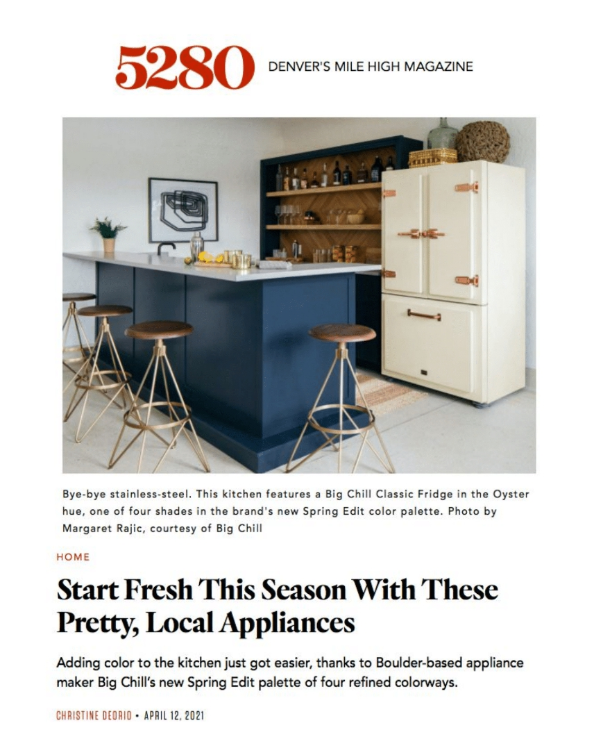 5280 Magazine Online - April 12, 2021