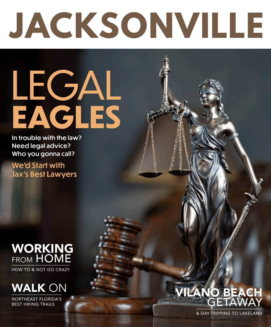Jacksonville Magazine - April 2021