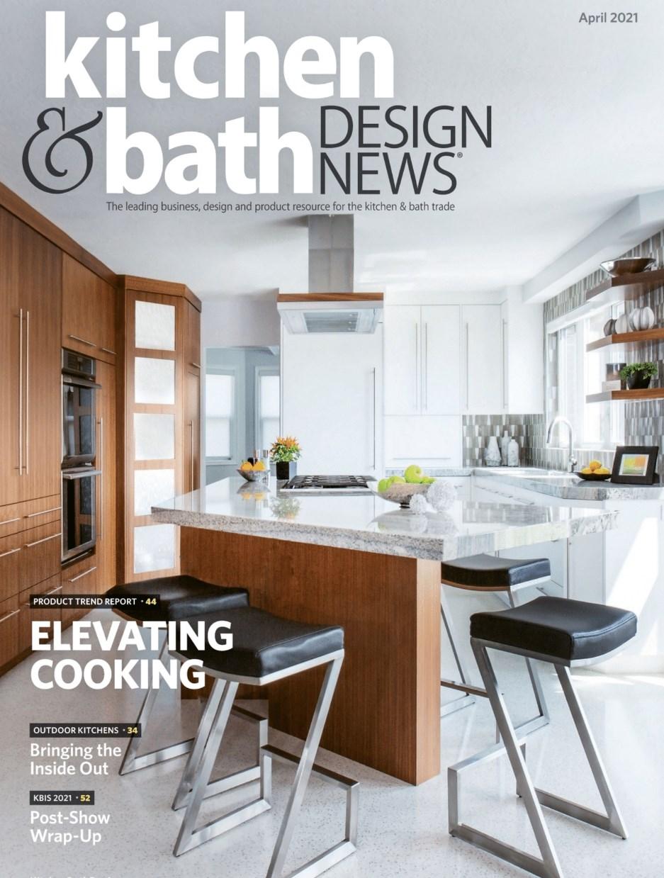Kitchen & Bath Design News - April 2021