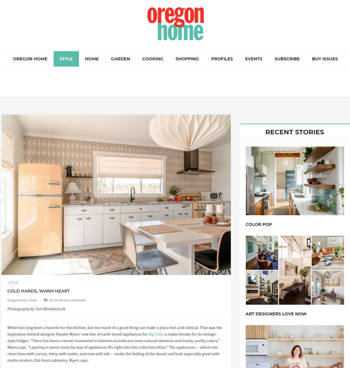 Oregon Home Online - April 5, 2021