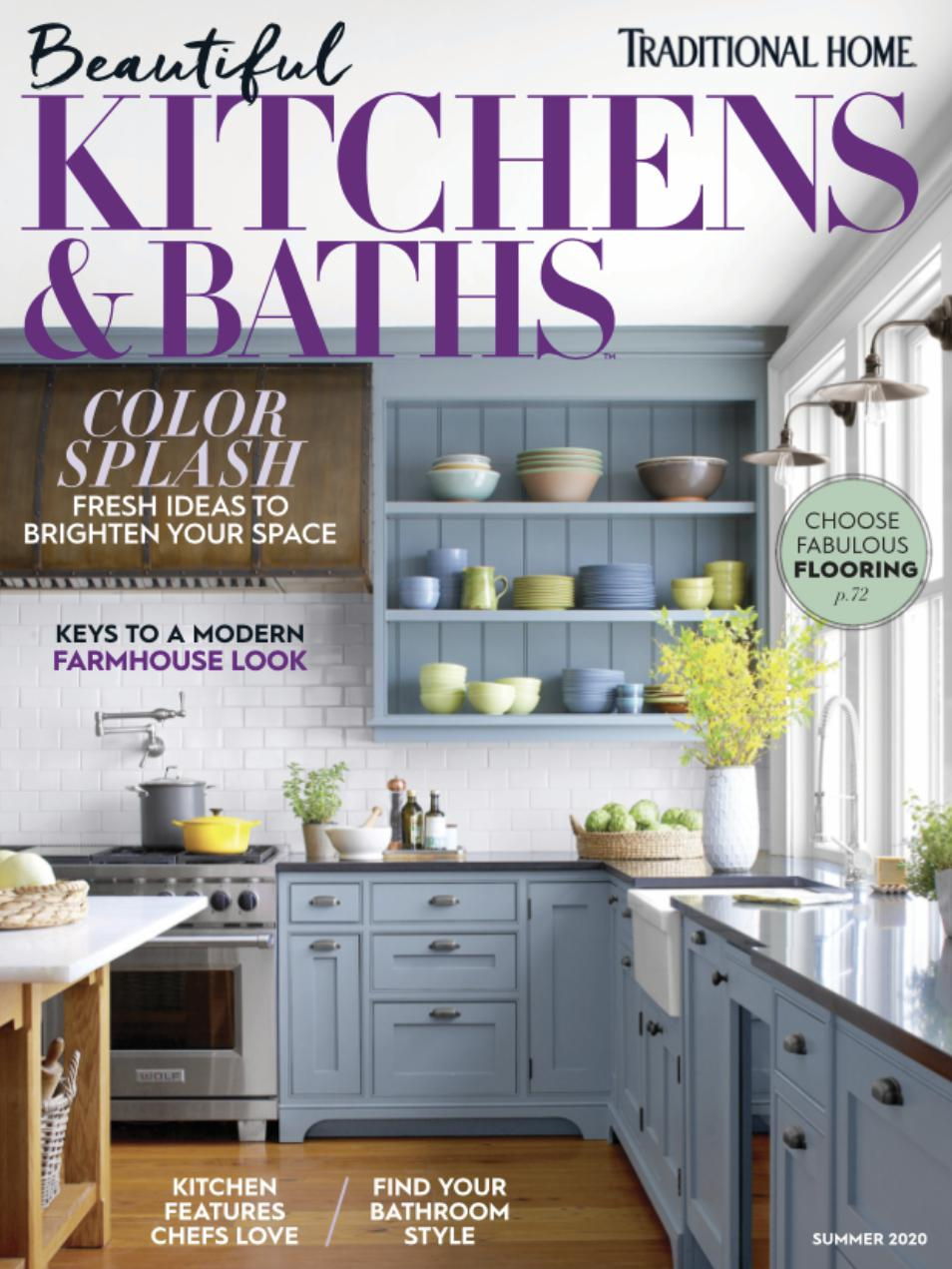 Beautiful Kitchens & Baths – Summer 2020