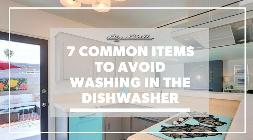 7 Common Items to Avoid Washing in the Dishwasher