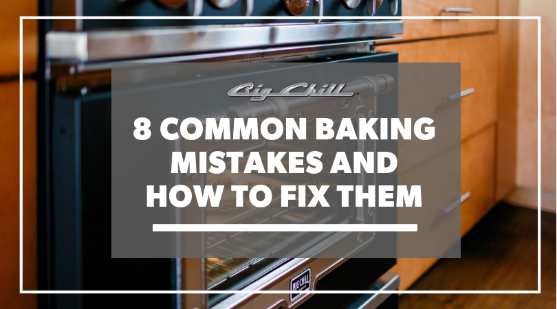 8 Common Baking Mistakes and How to Fix Them