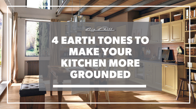 4 Earth Tones to Make Your Kitchen More Grounded