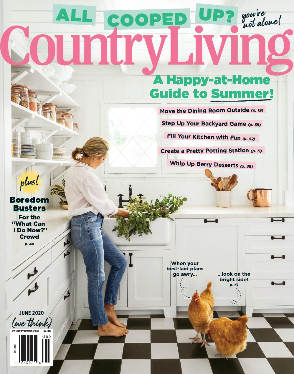 Country Living – June 2020