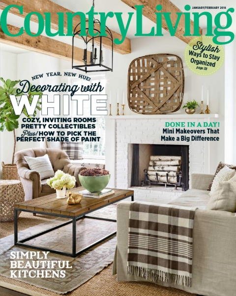 Country Living – January 2016
