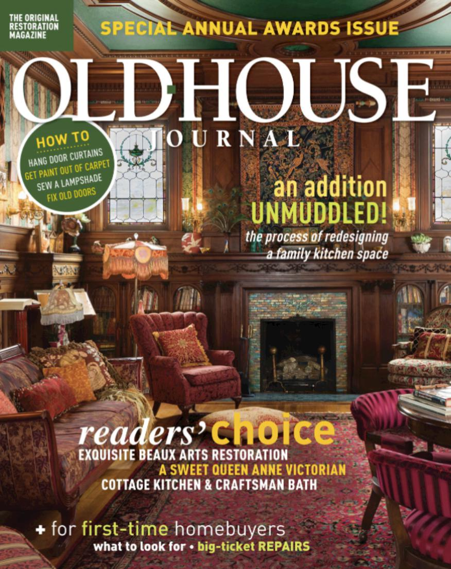 Old House Journal - December 2020