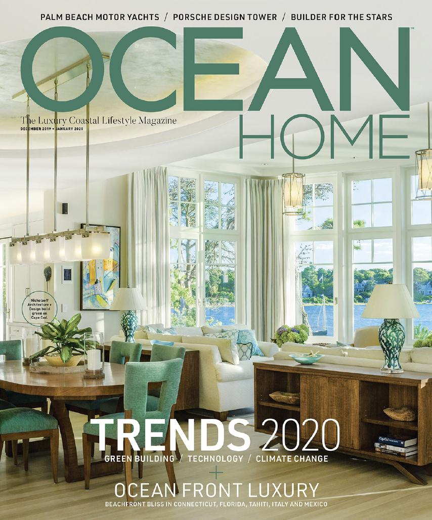 Ocean Home – December 2019 / January 2020