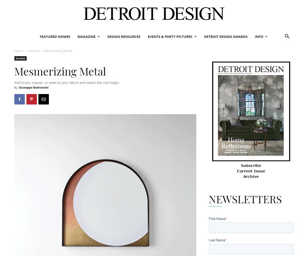 Detroit Design Online - October 2020