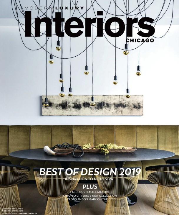 Modern LUXURY Interiors Chicago – February 2019