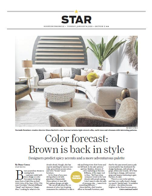 Houston Chronicle – January 14th, 2020