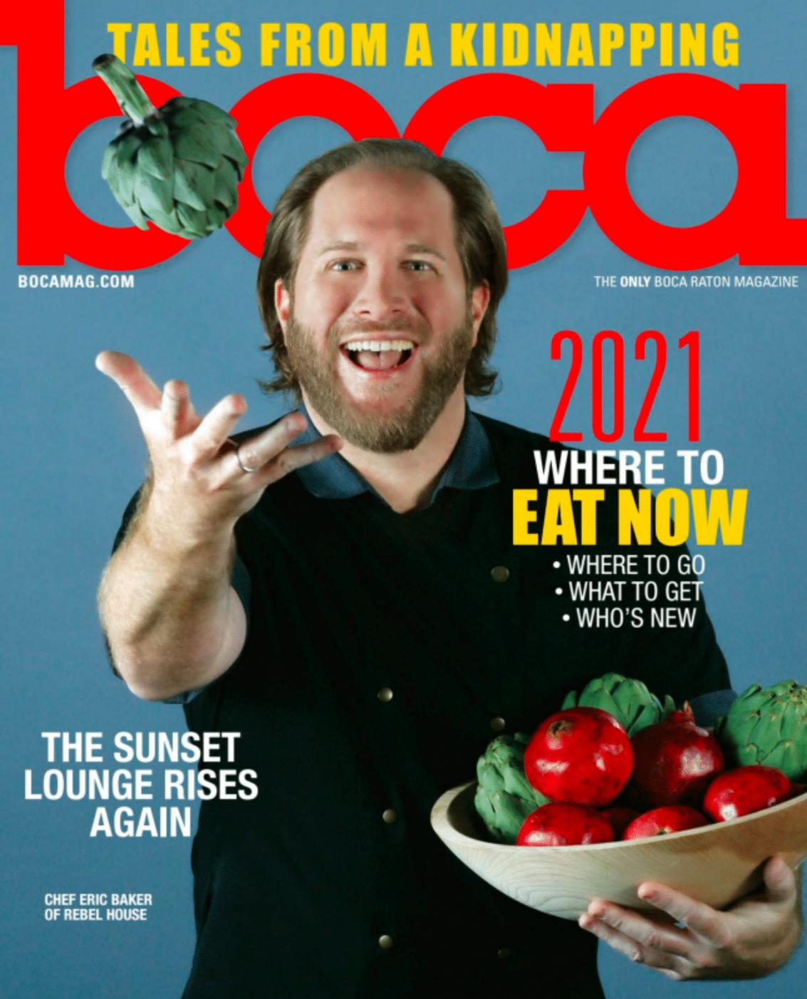 Boca Magazine - January 2021