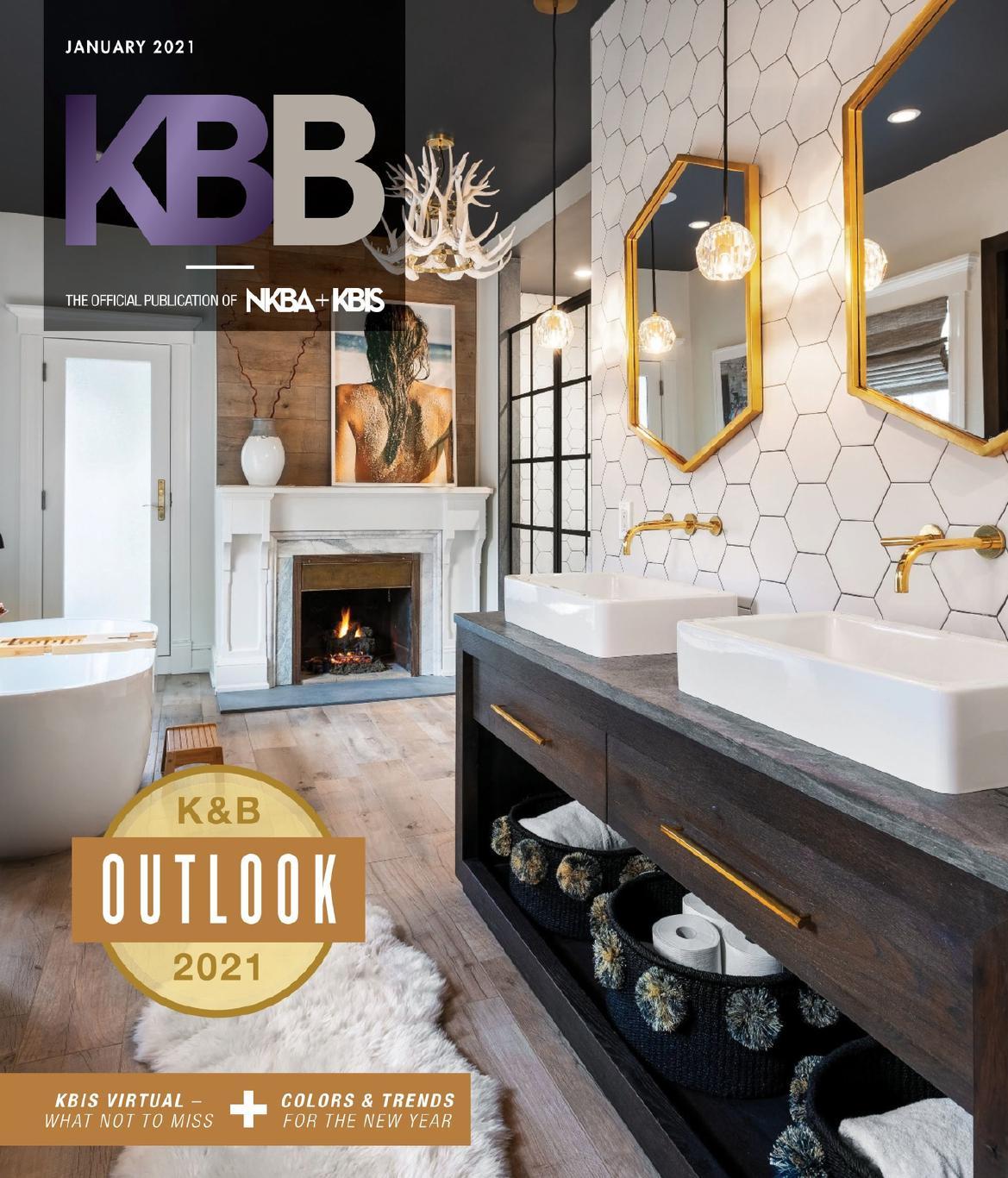 Kitchen & Bath Business - January 2021