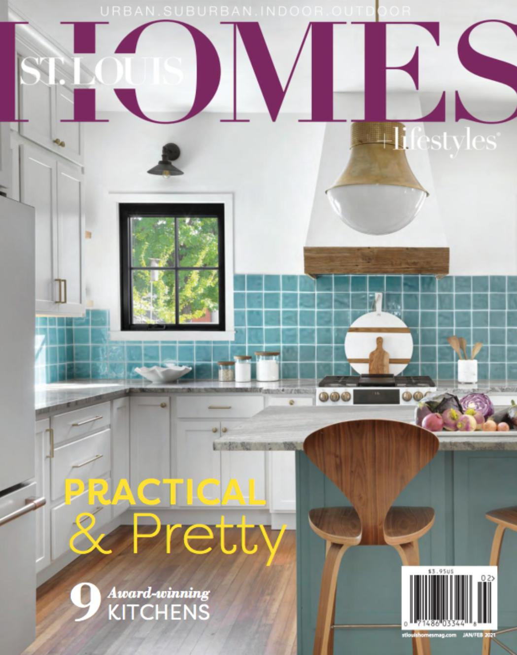 St. Louis Homes & Lifestyles - January/February 2021
