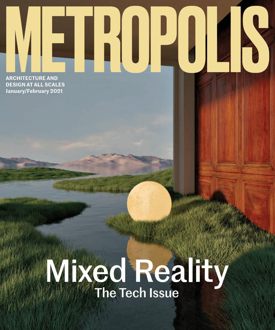 Metropolis - January/February 2021
