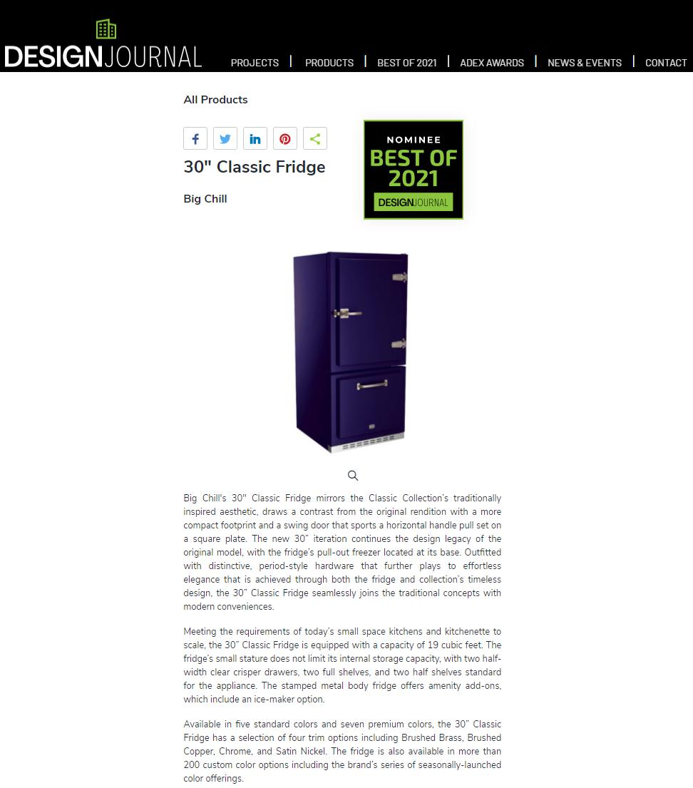 Design Journal Online - July 8, 2021