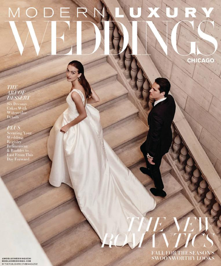 Modern Luxury Weddings Chicago – June 2019