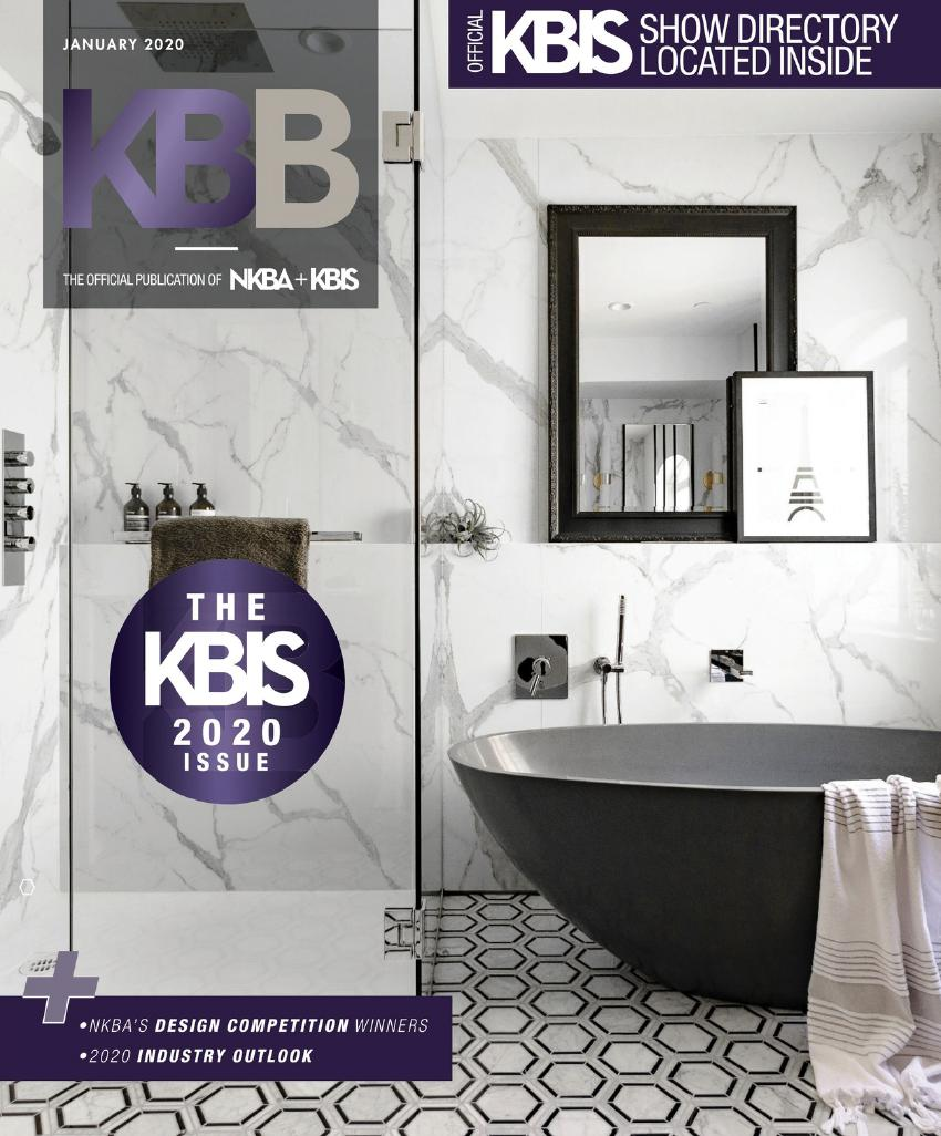 Kitchen & Bath Business – January 2020
