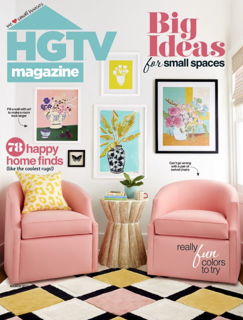 HGTV Magazine – March 2019