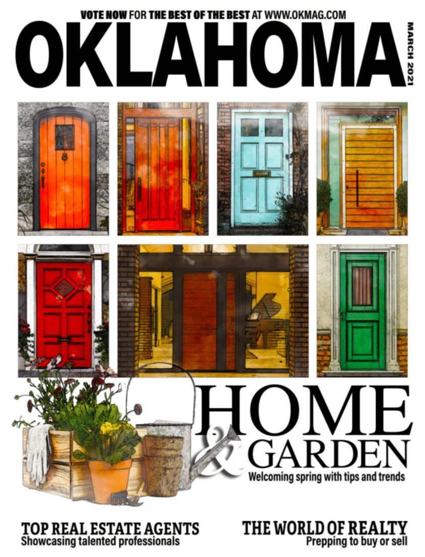 Oklahoma Home & Garden - March 2021