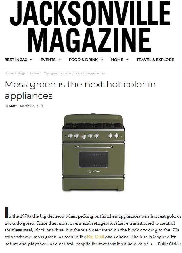 Jacksonville Magazine – March 2019