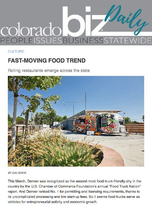 ColoradoBiz Newsletter – October 2018