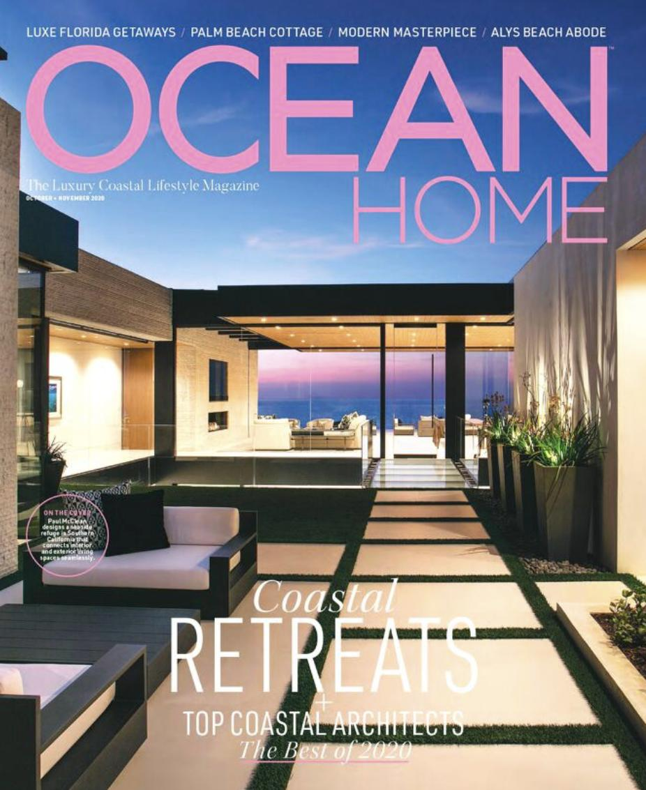 Ocean Home - October/November 2020