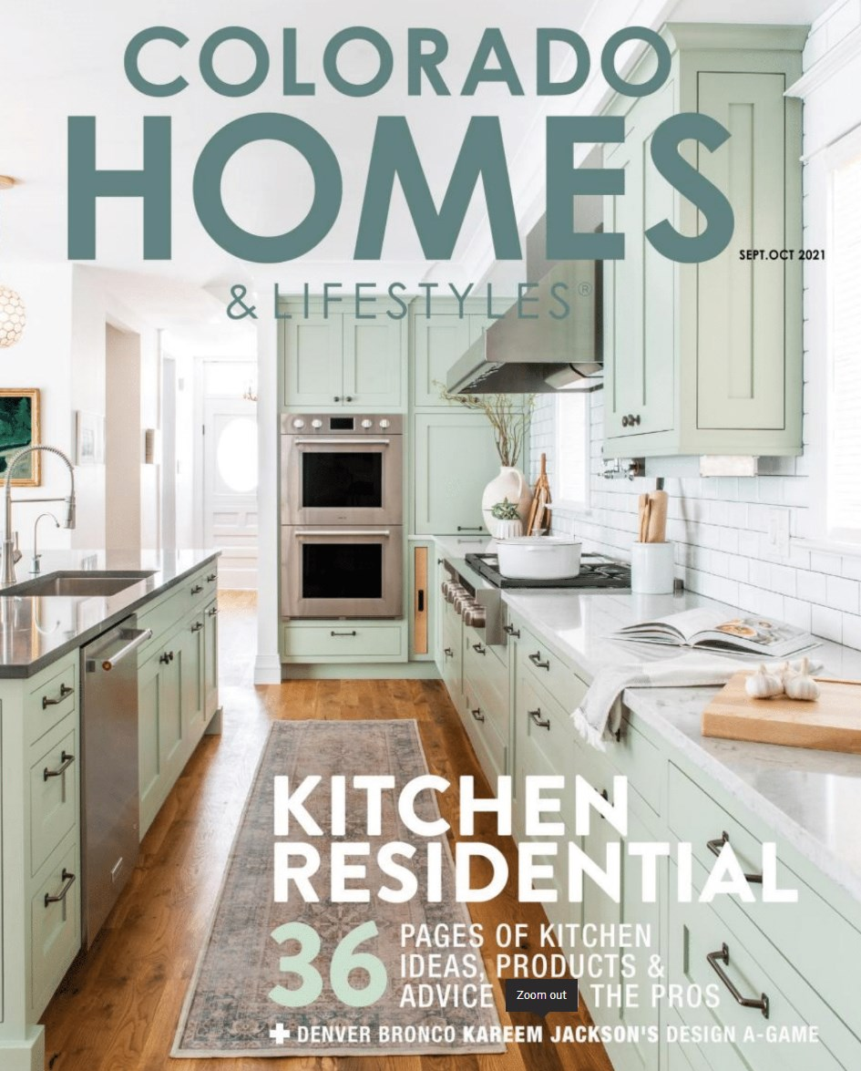 Colorado Homes and Lifestyles - Sept-Oct 2021