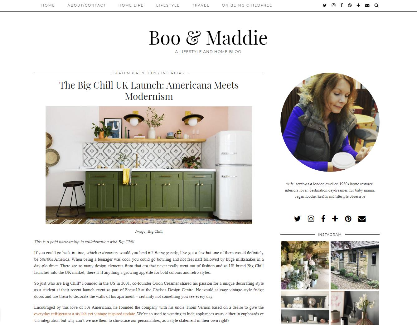 Boo & Maddie Blog – September 19th, 2019
