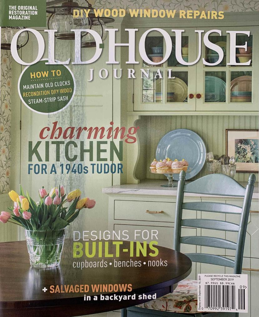 Old House Journal – September 2019