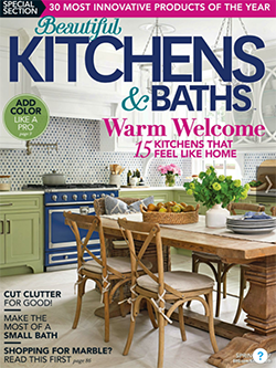 Beautiful Kitchens & Baths - Spring 2017