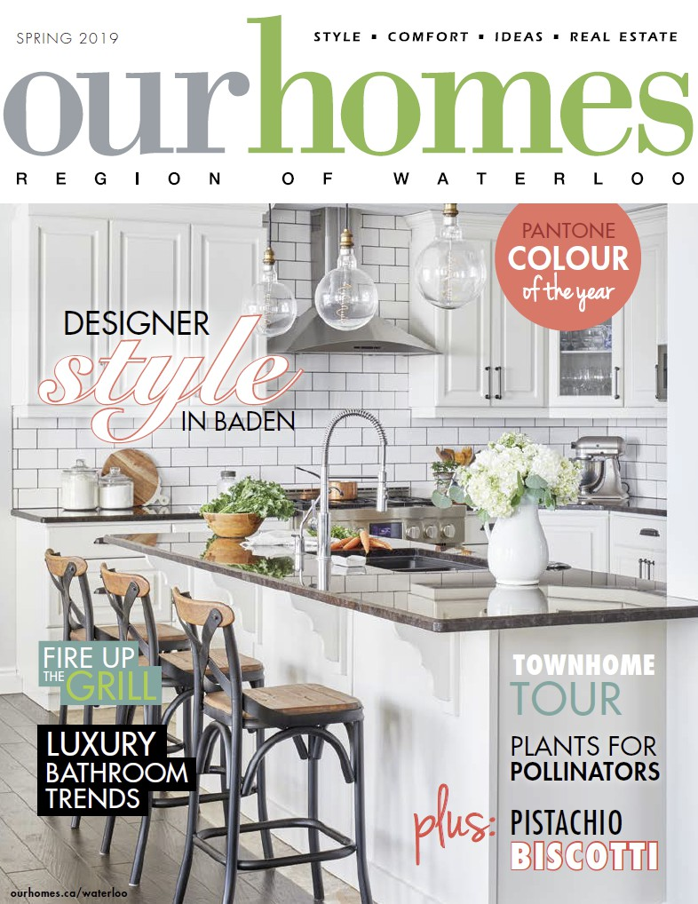 OUR HOMES Waterloo – Spring 2019