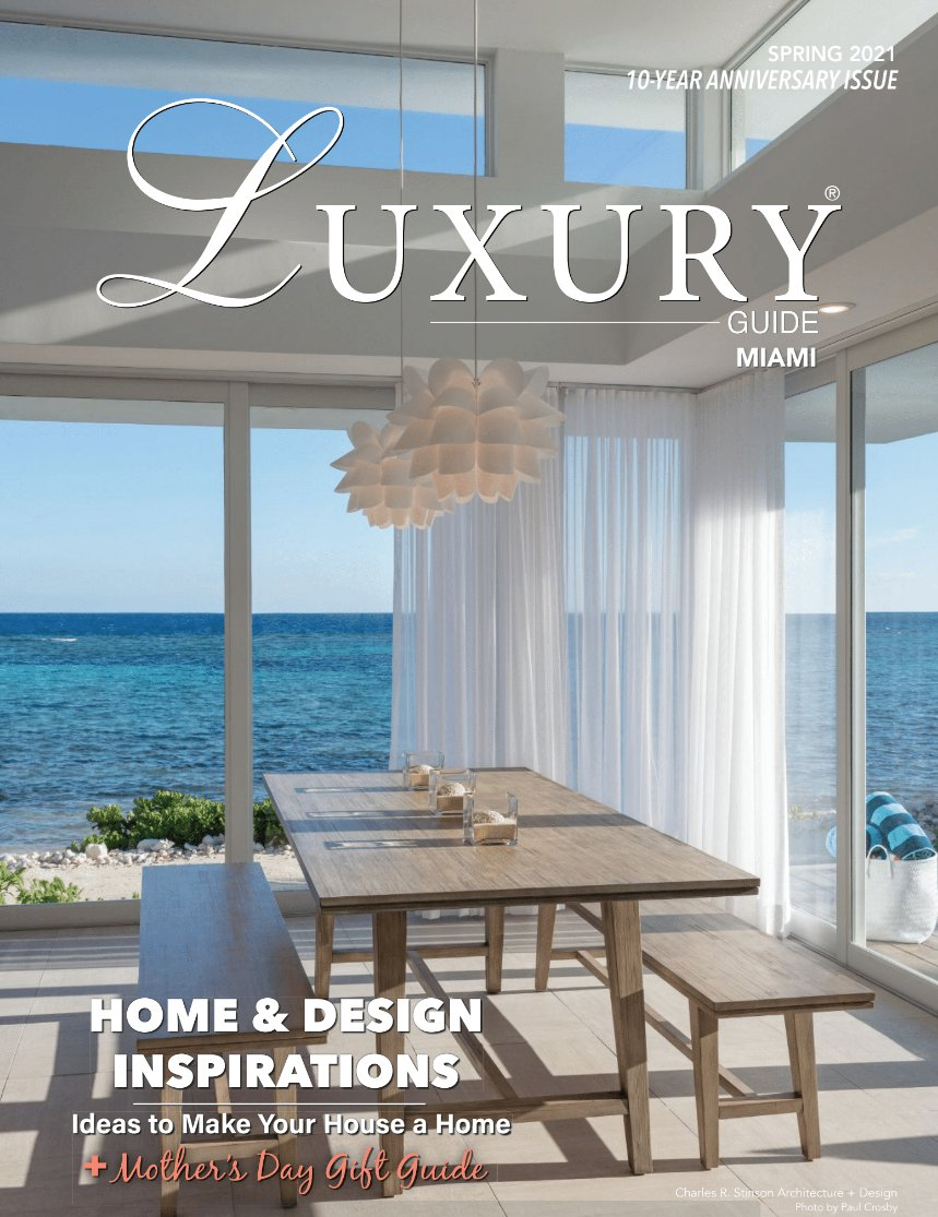 Luxury Guide - Spring 2021