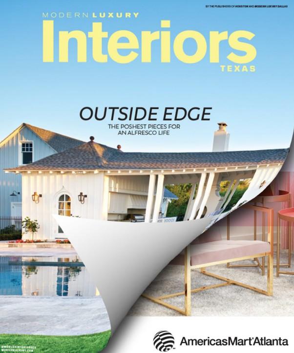 Modern Luxury Interiors Texas – Winter 2019