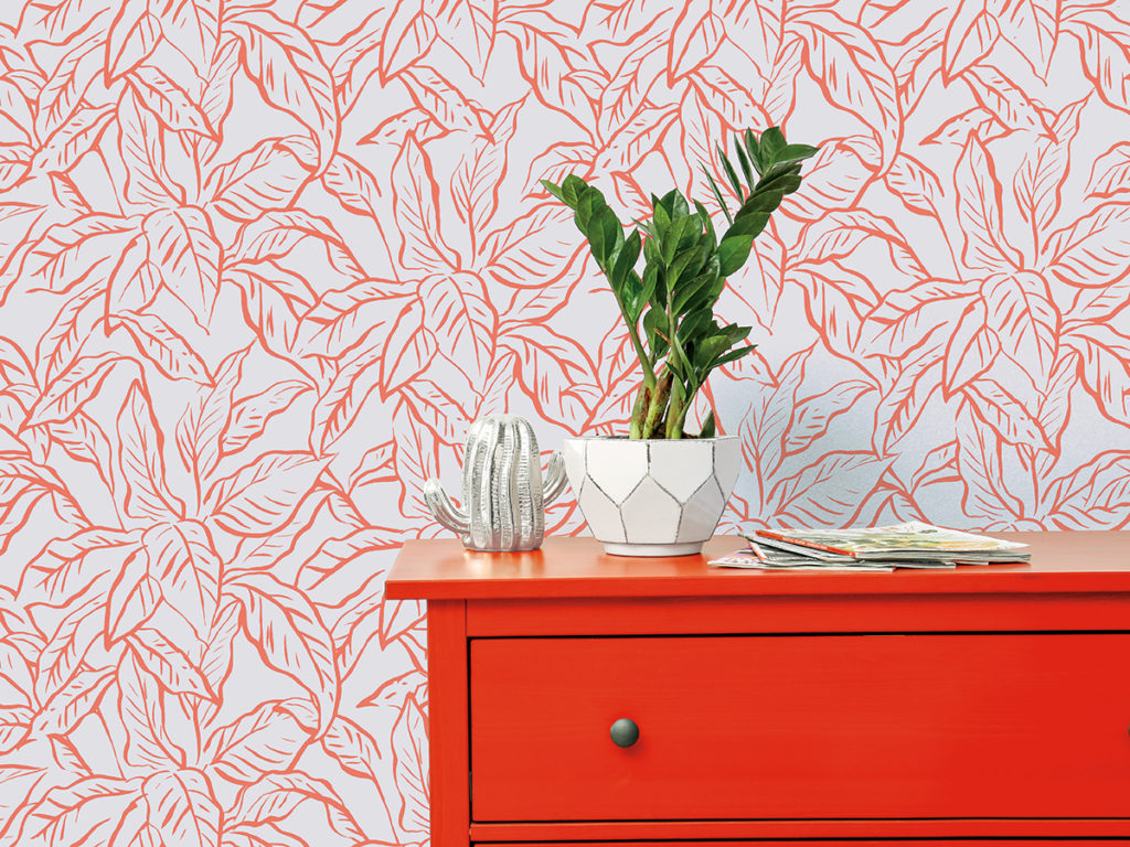 DESIGNERS CRUSH ON LIVING CORAL