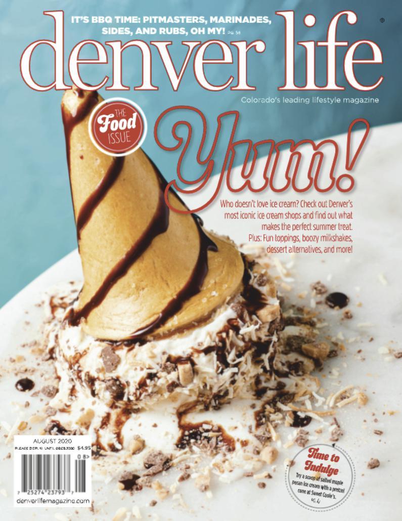 Denver Life Magazine – August 2020