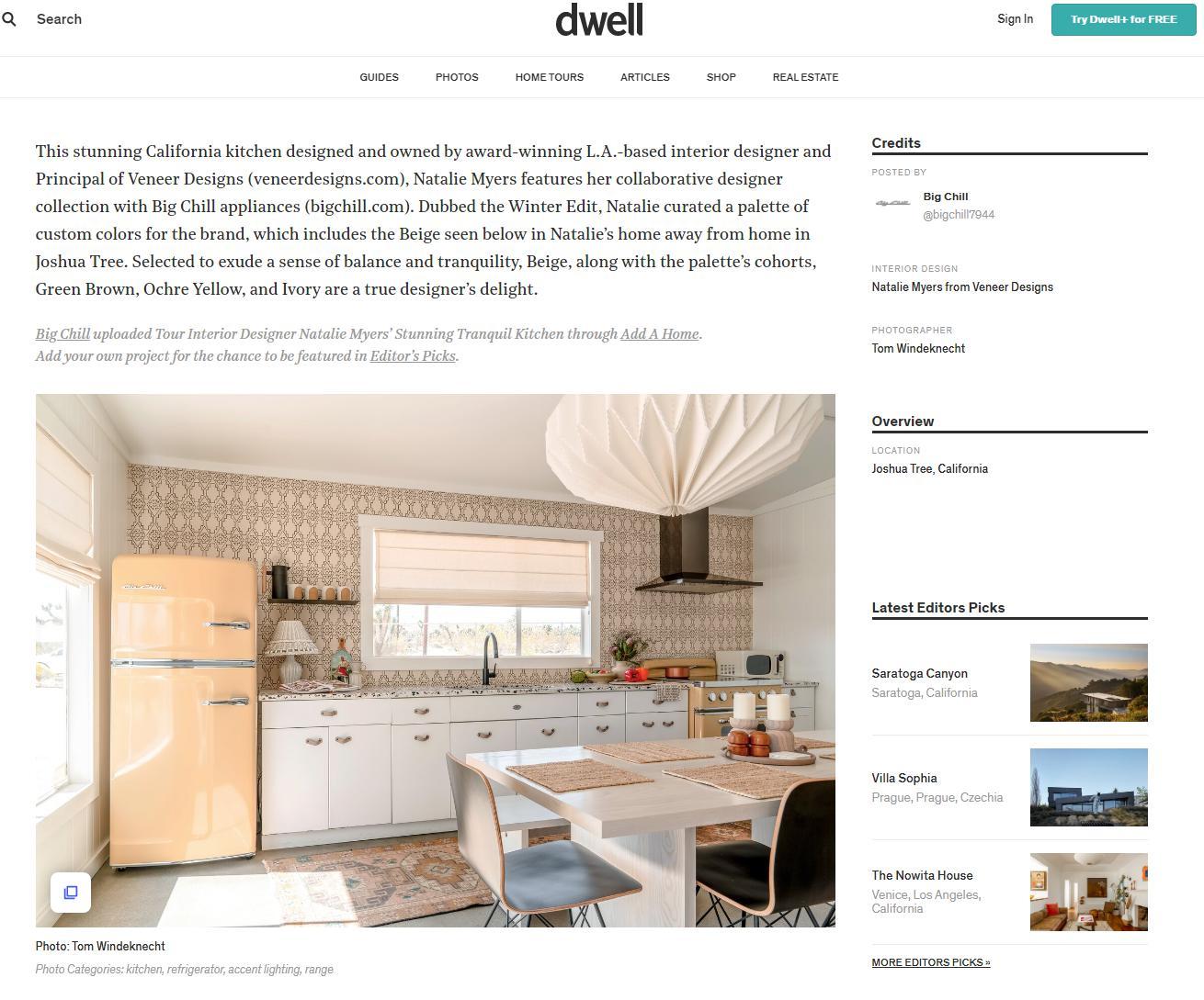 Dwell Online – November 18th, 2020