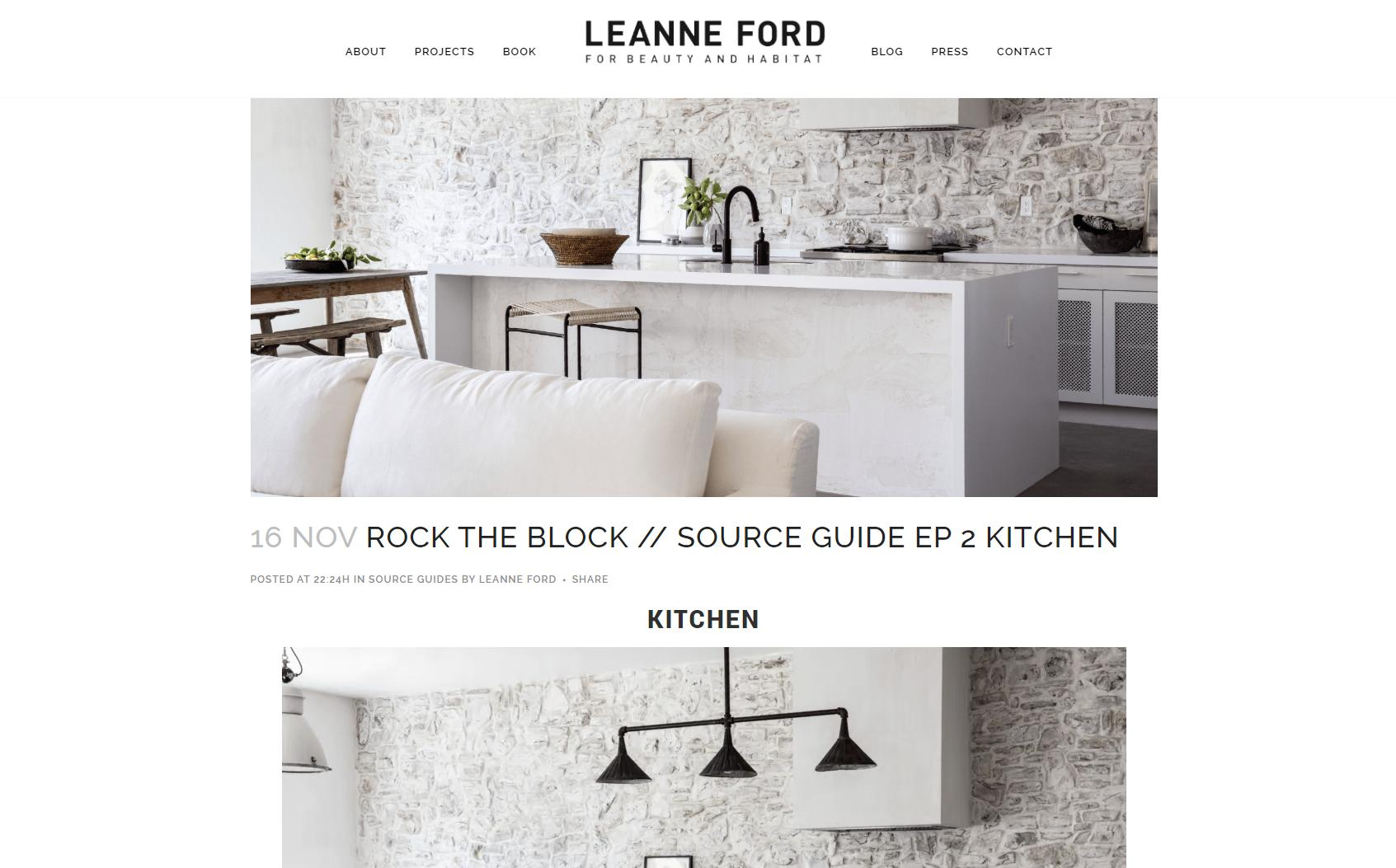 Leanne Ford Blog – November 22nd, 2019