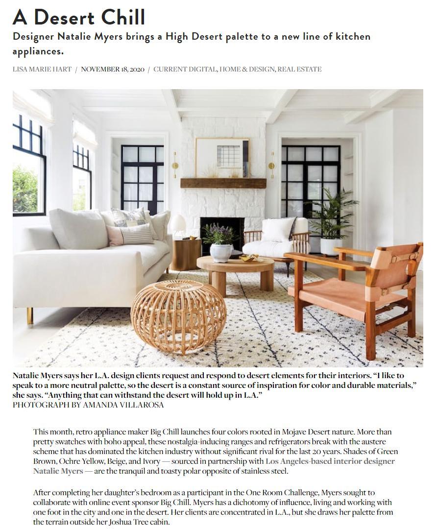 Palm Springs Life Magazine Online – November 18th, 2020
