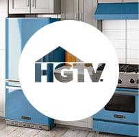 """It's just gorgeous"" - HGTV's ""Kitchen Cousins"""